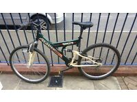 (Quick Sale) Full suspension mountain bike