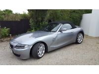 BMW Z4 2.0 i Sport Roadster 2dr LOW MILEAGE - FSH -FACELIFT FULL LEATHER HEATED SEATS