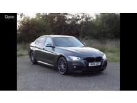 BMW 320i M Sport M perf Kit 1 yrs warranty