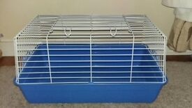 CAGE FOR A GUINEA PIG OR SMALL RABBIT