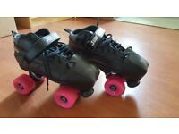Roller derby skates (Practically new). £200 ono