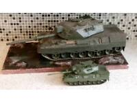 TOY TANKS WANTED