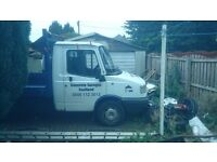 LDV tipper twin wheeler pickup MOT'd and taxed