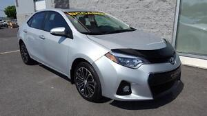 2014 Toyota Corolla S~TOIT~MAGS~SIEGES CHAUFFANT~CLIM~CRUISE