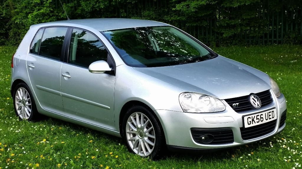 2006 volkswagen golf gt tdi 170 bhp 6 speed manual f s history vw bora polo audi a3 a4. Black Bedroom Furniture Sets. Home Design Ideas