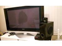 """42"""" Panasonic TV and...."""