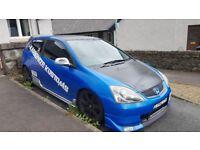 Honda Civic Vtec Sport *Spares or Repair*