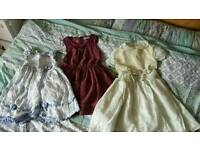 Party dresses 2-3 years