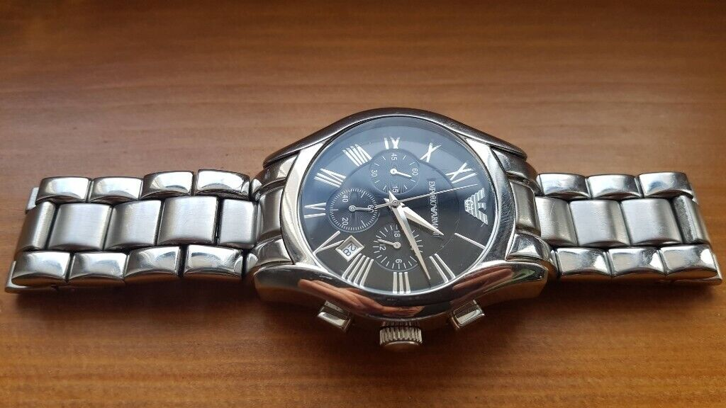 2101b72ca6 MENS EMPORIO ARMANI WATCH AR067 | in Acocks Green, West Midlands | Gumtree