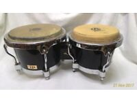 Latin Percussion glassfibre bongos