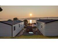 3 bed caravan to hire Weymes Bay