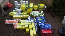 Joblot workshop cleaence van service items