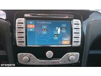 Ford Blaupunkt Satnav touchscreen navigation