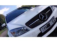 Mercedes C200 Kompressor Sport AMG package