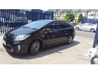 Toyota Prius Hybrid T Spirit Rear Camera Satellite Navigation System UBER Ready PCO