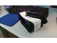 Samsung gear VR virtual reality headset (Will fit Note 4 - please read description)