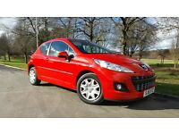 Peugeot 207 1.4 Active 3dr LOW MILEAGE & FULLY SERVICED