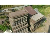 Over 100 Marley modern roof tiles £40