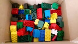 Mega Bloks Building Bricks, Duplo Compatible