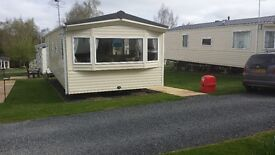 ABI Vista Platinum berth 2013 holiday home for sale sited on Malvern View site in Herefordshire