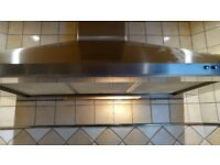 Chimney hood extractor fan