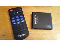 Sumvision Cyclone Micro 2+,media player 1080P,remote control,ideal for caravan or motorhome etc,HDMI