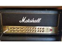Marshall amp AVT150H Valvestate 2000 + 6 switch offical pedal