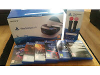 sony ps4 vr headset and more