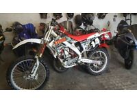 2007 crf 250 ** VIDEO INCLUDED**