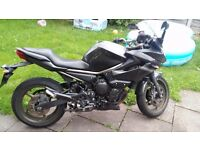 Yamaha xj 6 s diversion