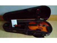 Stentor 1/2 size violin for sale