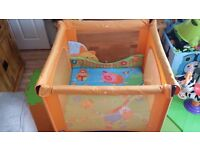 Chicco Open Country Playpen