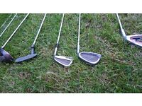 Golf set for sale mainly donnay pro with bag