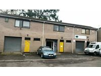 Warehouse storage and Office Space for Businesses, Unit 2 £495pcm 962sqf Newport town