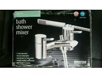 Bristan oval shower mixer