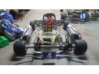 2008 Simon Wright Senior Rotax Max
