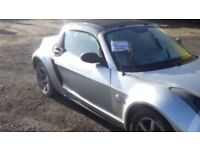 2004 Smart Fortwo roadster
