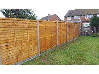 Fence, gazebo, patio, decking building and repair
