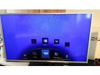 toshiba 46in 3d smart tv