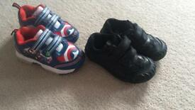 Boys shoes size 7