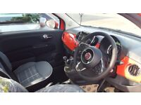 Fiat 500 lounge 1.2 (65)