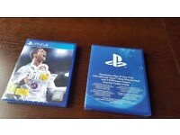PS4 FIFA 2018 NEW & Sealed + Free gift 14 days PS4 Plus, Ultimate rare players, 3 Icon loan pack