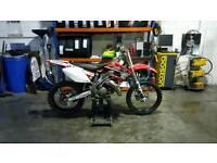 2004 honda cr 125
