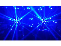 Chauvet ROTORSPHERE Q3 LED DJ Disco Light
