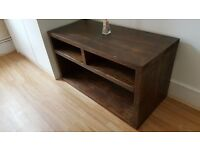 RUSTIC RECLAIMED TV UNIT/TABLE