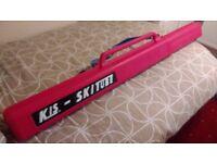 Ski Tube carry case