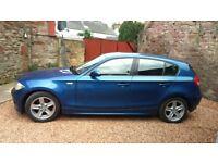 BMW 1 SERIES 116i SPORT (2005 REG)