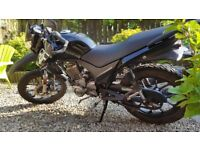 Lexmoto Assault 125, 2016, Black