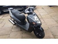 2010 / 60 PLATE Daelim DART 125cc LEARNER LEGAL