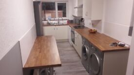 Double rooms to rent in a totally re-furbished house in quiet area of Filton